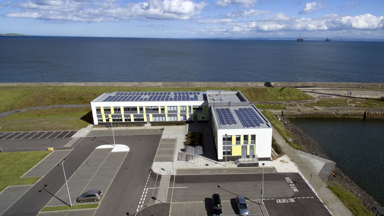 Fife Renewables Innovation Centre, Methill