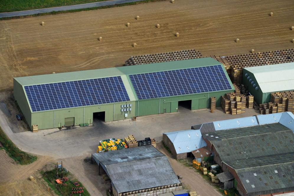 Cronan Farm, By Coupar Angus
