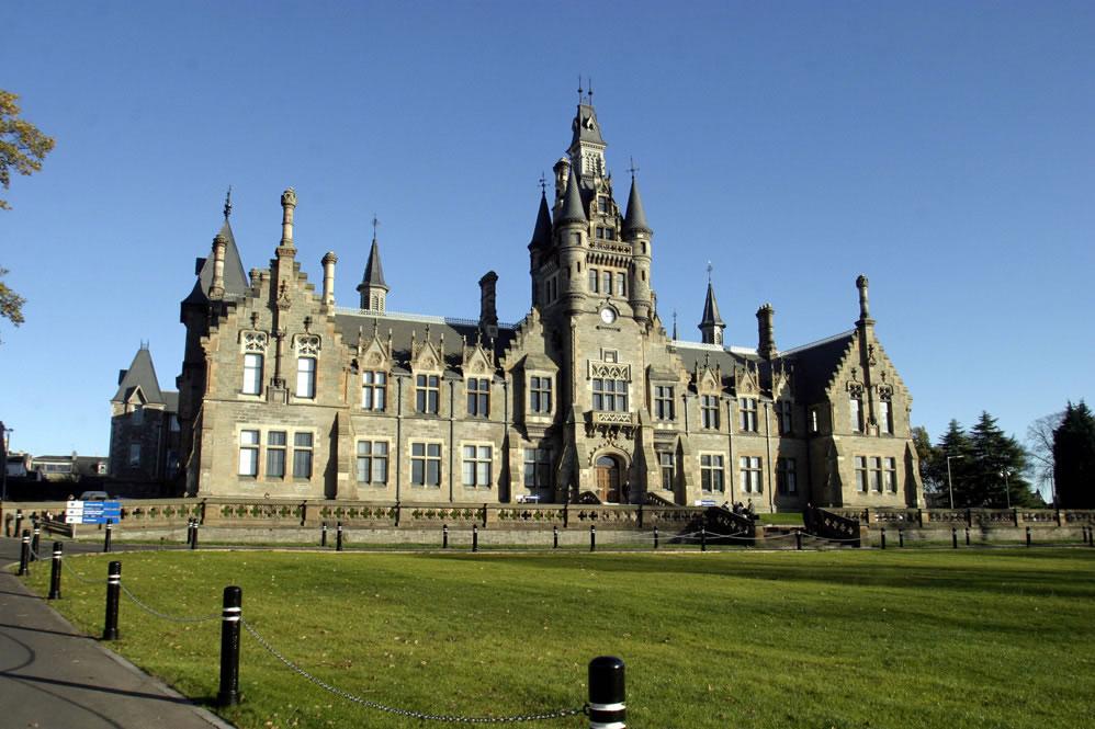 Morgan Academy, Dundee