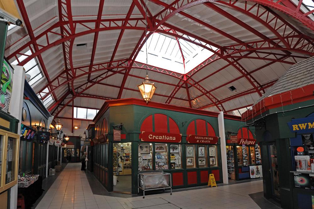 Victorian Market Arcade, Inverness